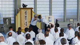 FFAB Aïkido-Budo: L'Aïkido un art martial dynamique.