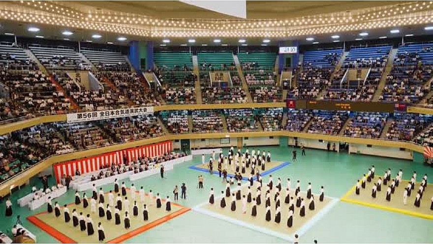 FFAB Aïkido :  56e All Japan Aïkido Embukaï 2018