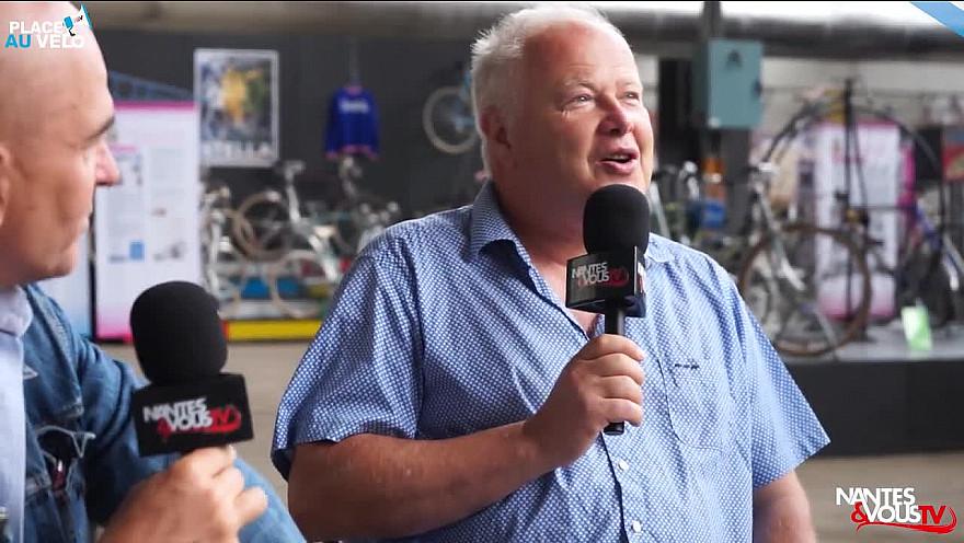TV Locale Nantes sur Smartrezo :  L'histoire du vélo Nantais à Basse Indre