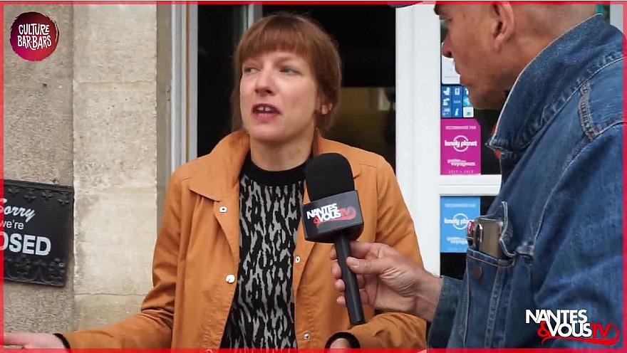 Nantes & Vous TV - L'Orangerie sous un beau temps nantais