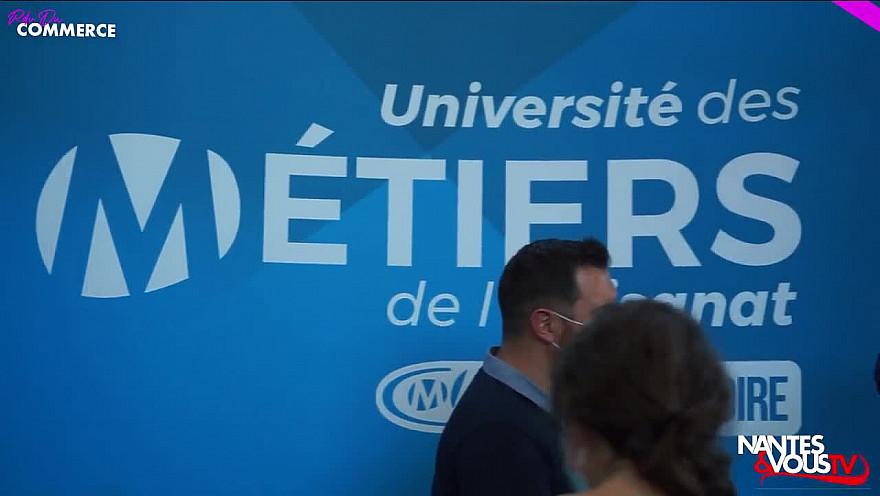 TV Locale Nantes & Vous  sur Smartrezo :  Les métiers du CHRD des pays de la Loire recrutent