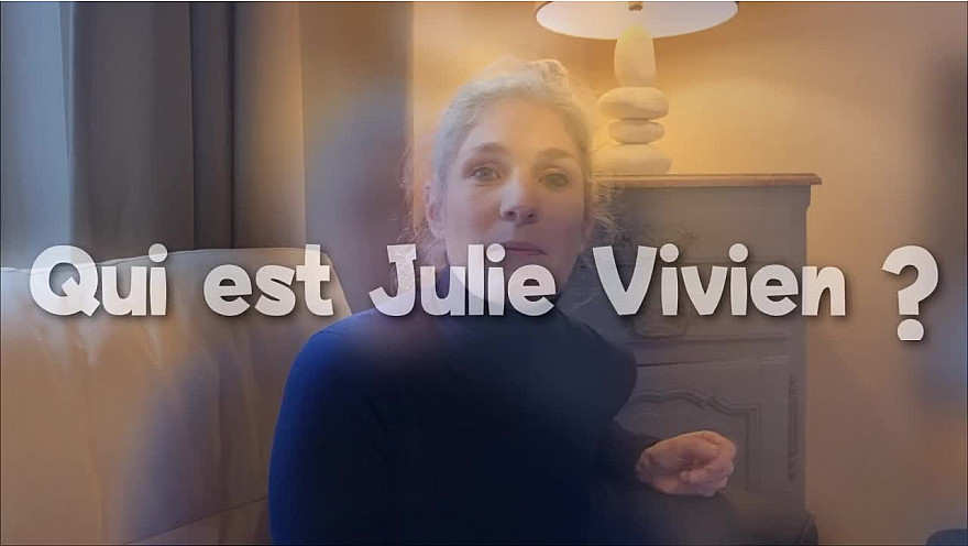 L'interview de Julie, assistante de vie, auteure